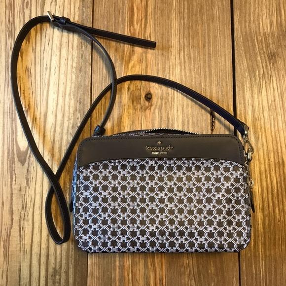 Kate Spade Camera Link Cross Body Bag